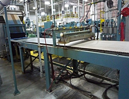An image of a carpet factory