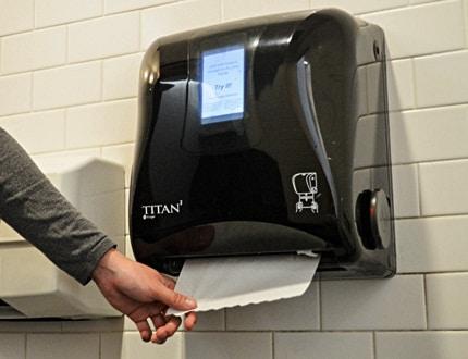 Wash your hands safety reminder