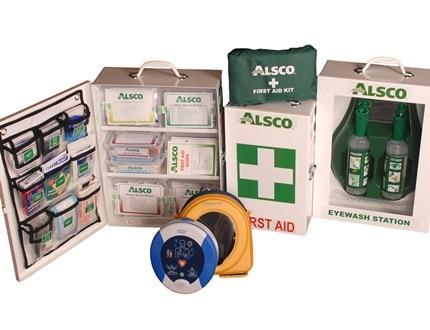 Alsco First Aid Kit