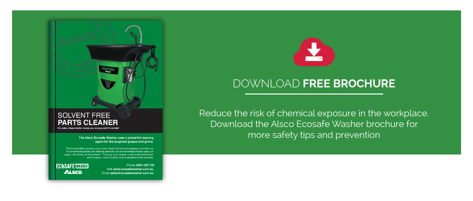 Ecosafe Solvent Free Cleaner Brochure