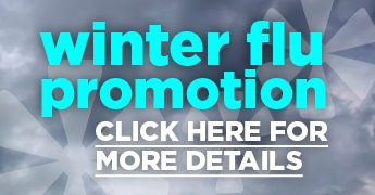 Winter flu promo BANNER