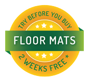 2 Weeks Free Floor Mats