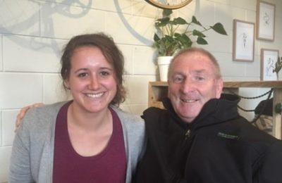 Success story on how Talya Thomas used Alsco defibrillator saved the life of Ron