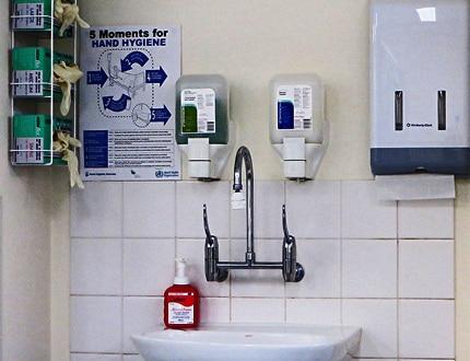 Washroom hand hygiene that everyone must follow