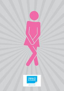 Toilet Gender Sign - Female