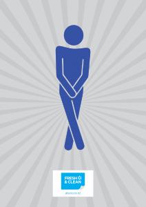 Toilet Gender Sign - Male