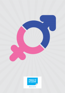 Toilet Signs - All Gender Symbols