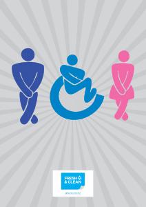 Toilet Gender Sign - Non specific