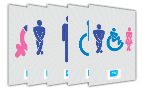 Toilet Gender Signs