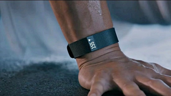 Fitness tracker bracelet for everyone