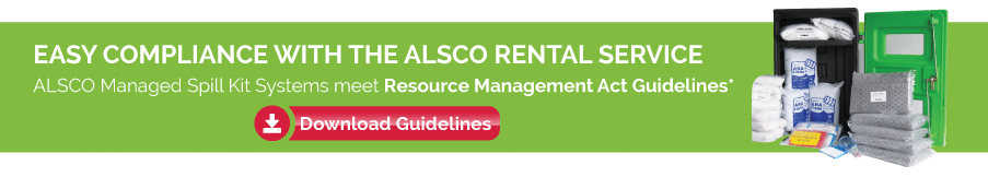 Alsco rental service guidelines