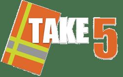 Take 5 official logo