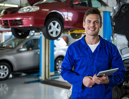 Ensure Safety in an Automotive Workshop