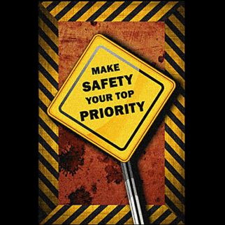 Make Safety Your Top Priority