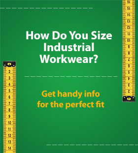 Alsco How Do You Size Industrial Workwear