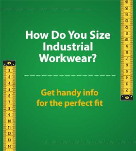 Alsco How Do You Size Industrial Workwear