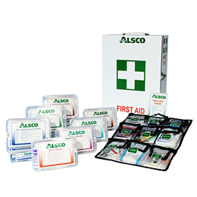 First aid rentals