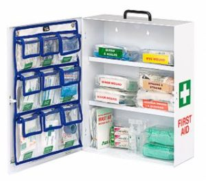 Large First Aid Kit Box 2