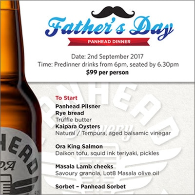father's day drinks promotion ads