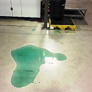 Spill Hazard