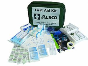 Vehicle Portable First Aid Kit 2