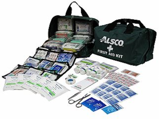 Vehicle Portable First Aid Kit 3