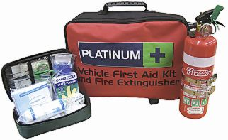 Vehicle Portable First Aid Kiit Platinum