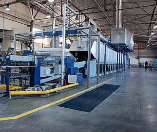 Factory Dust Control Mats