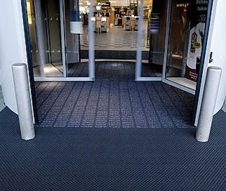 Shopping Mall Dust Control Mats