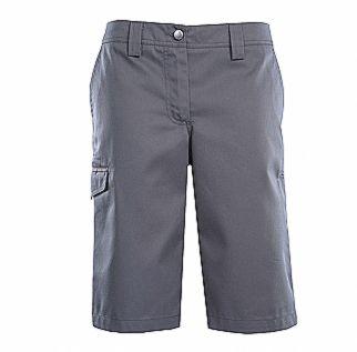 black cargo shorts for women