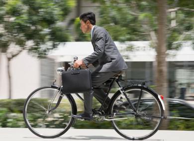 Make the commute greener