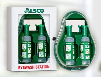 Hassle-Free Way to Install an Eyewash station in the workplace - Eye wash station
