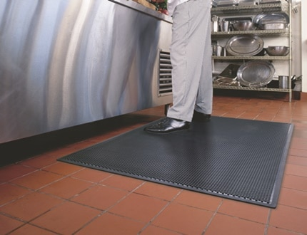 Alsco safety wet area mats