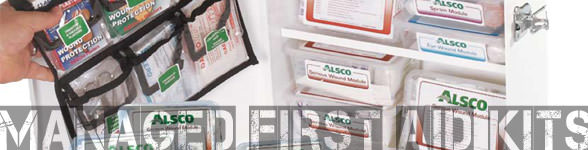 Managed Rental Program for First Aid Kits
