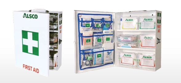managed first aid systems