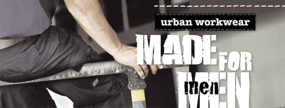 Urban Dean Workwear for men