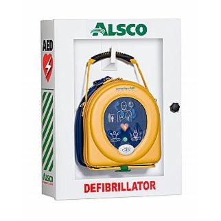 Portable Defibrillator Box