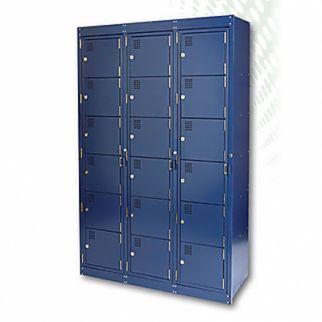 6 Door Folded Laundry Locker 2