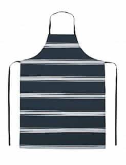 Striped Bratting Bib Apron