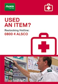 Alsco first aid restocking hotline number