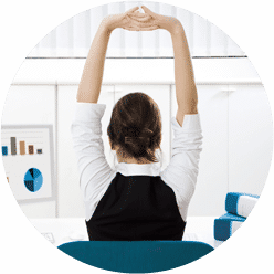 Easy employee wellness workouts image