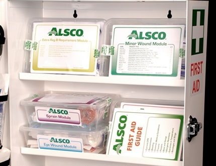 Workplace First Aid Kits Required