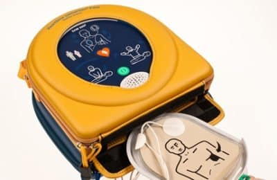 Automated External Defibrillator - AED