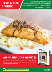 healthy fish dish