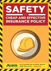 cheap and effective insurance policy poster