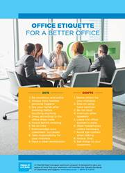 Office Etiquette for a Better Workplace