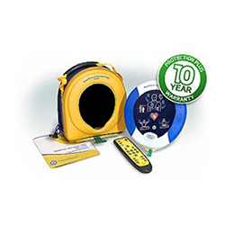 Alsco Portable Defibrillator