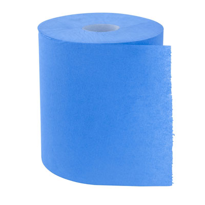 sorb-x deluxe centrefeed 2 ply blue
