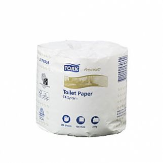 Tork Extra Soft Conventional Toilet Roll T4 (1 Pack)