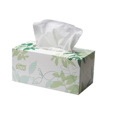 tork extra soft facial tissue 224s